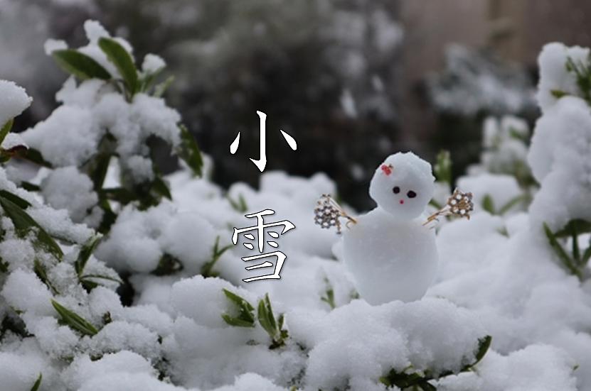 2020年 二十四節気「小雪」11月22日(日)本日です☆(;´∀`)