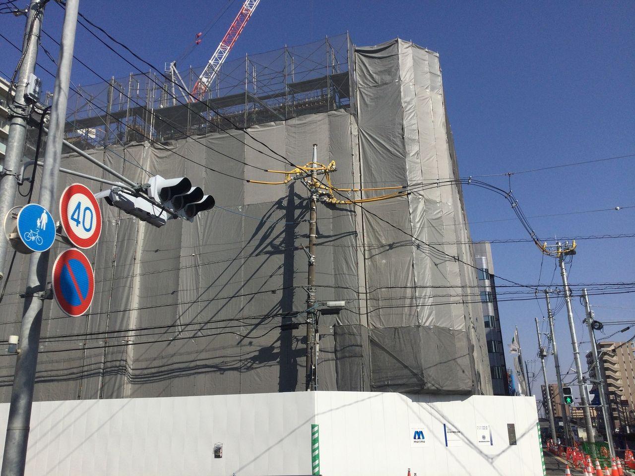 宇都宮新築マンション ポレスター駅東公園ザ・タワー
