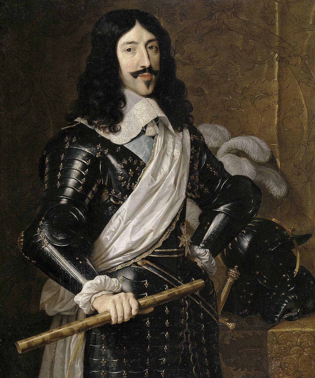 フランス・ブルボン朝の国王。