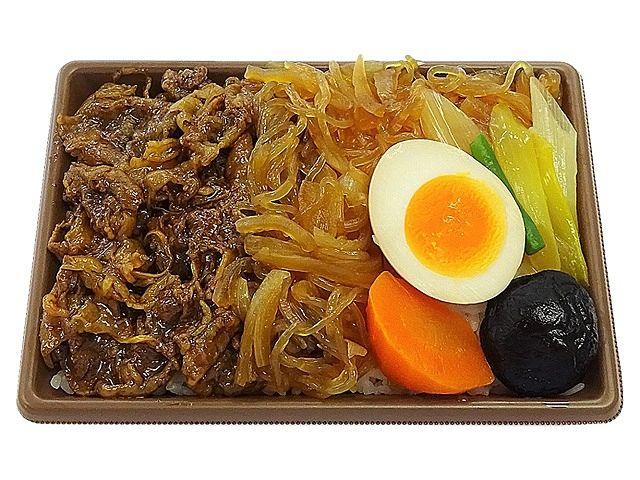 《価格》580円+税 きめ細かく柔らかい肉をじっくり煮込んだ満足感を感じられる商品。