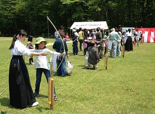 《飛山城址公園》素敵なイベント開催です☆(´▽`)弓矢体験、申込開始してます!!