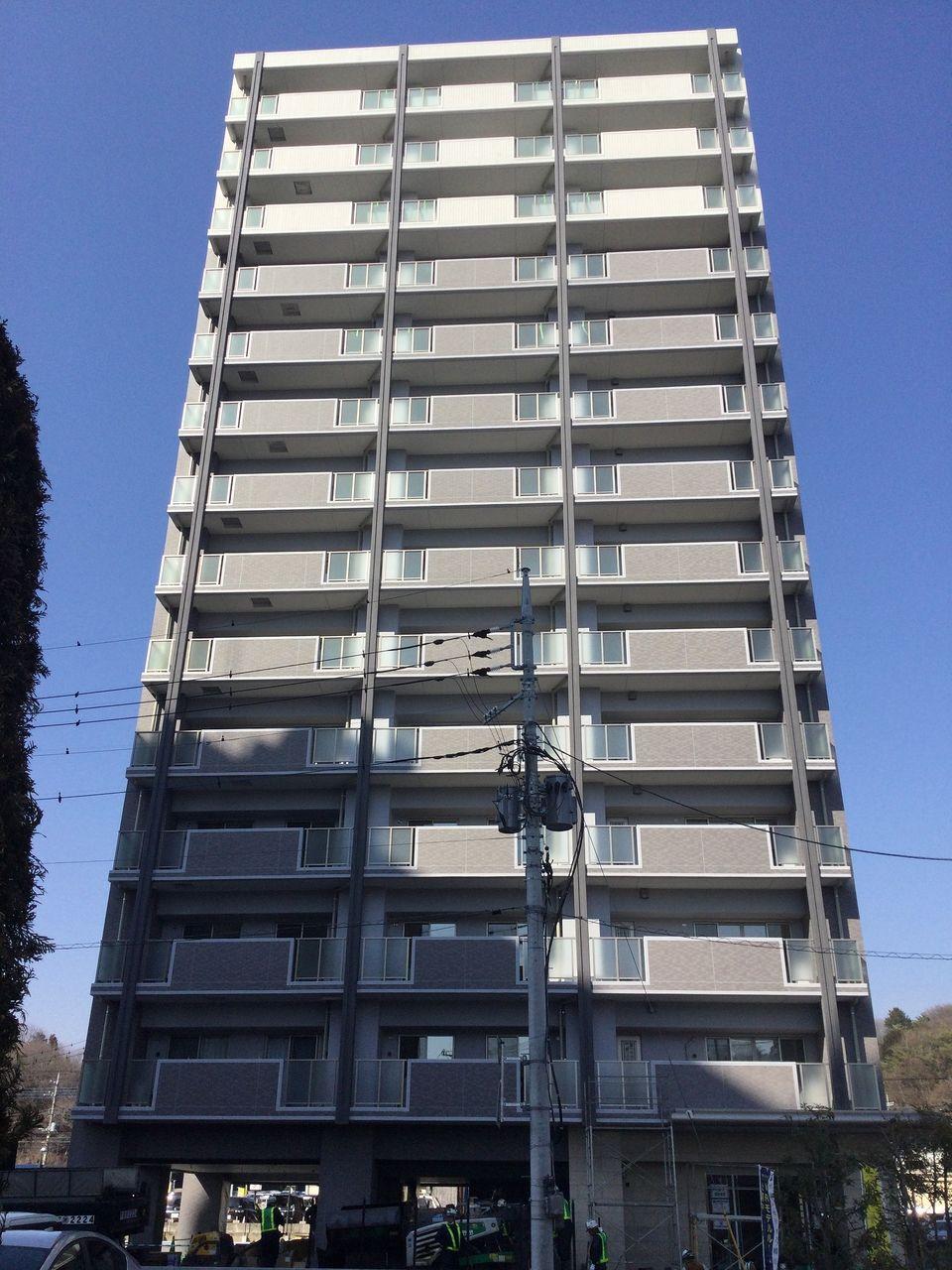 宇都宮新築マンション グランセリオ八幡山