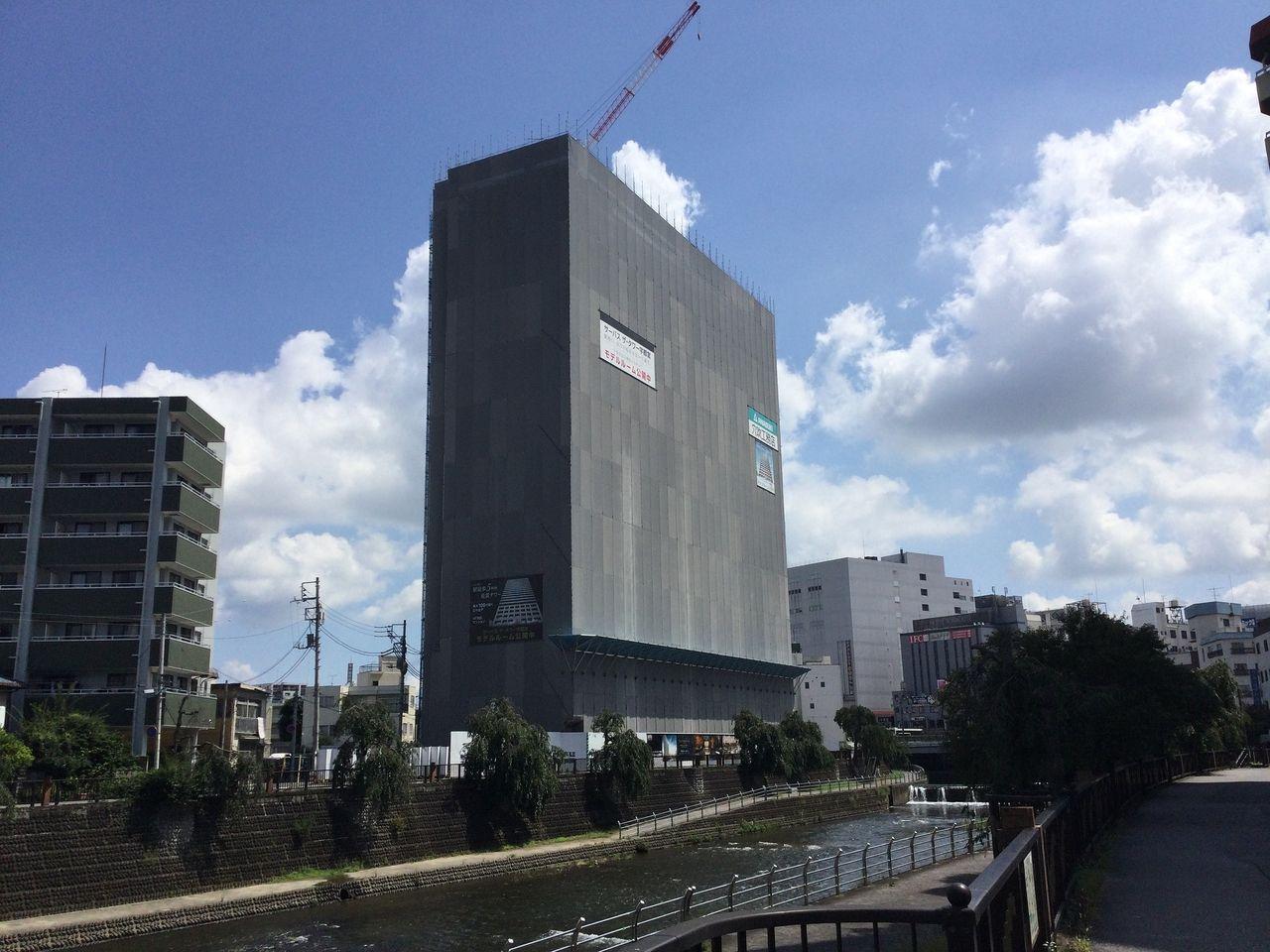 宇都宮新築マンション サーパス・ザ・タワー宇都宮
