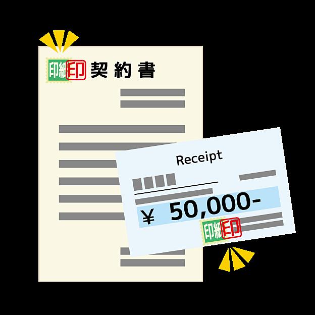 【印紙の貼付・消印大丈夫⁉】過怠税3倍⁉印紙税納税のタイミングと正しい消印方法