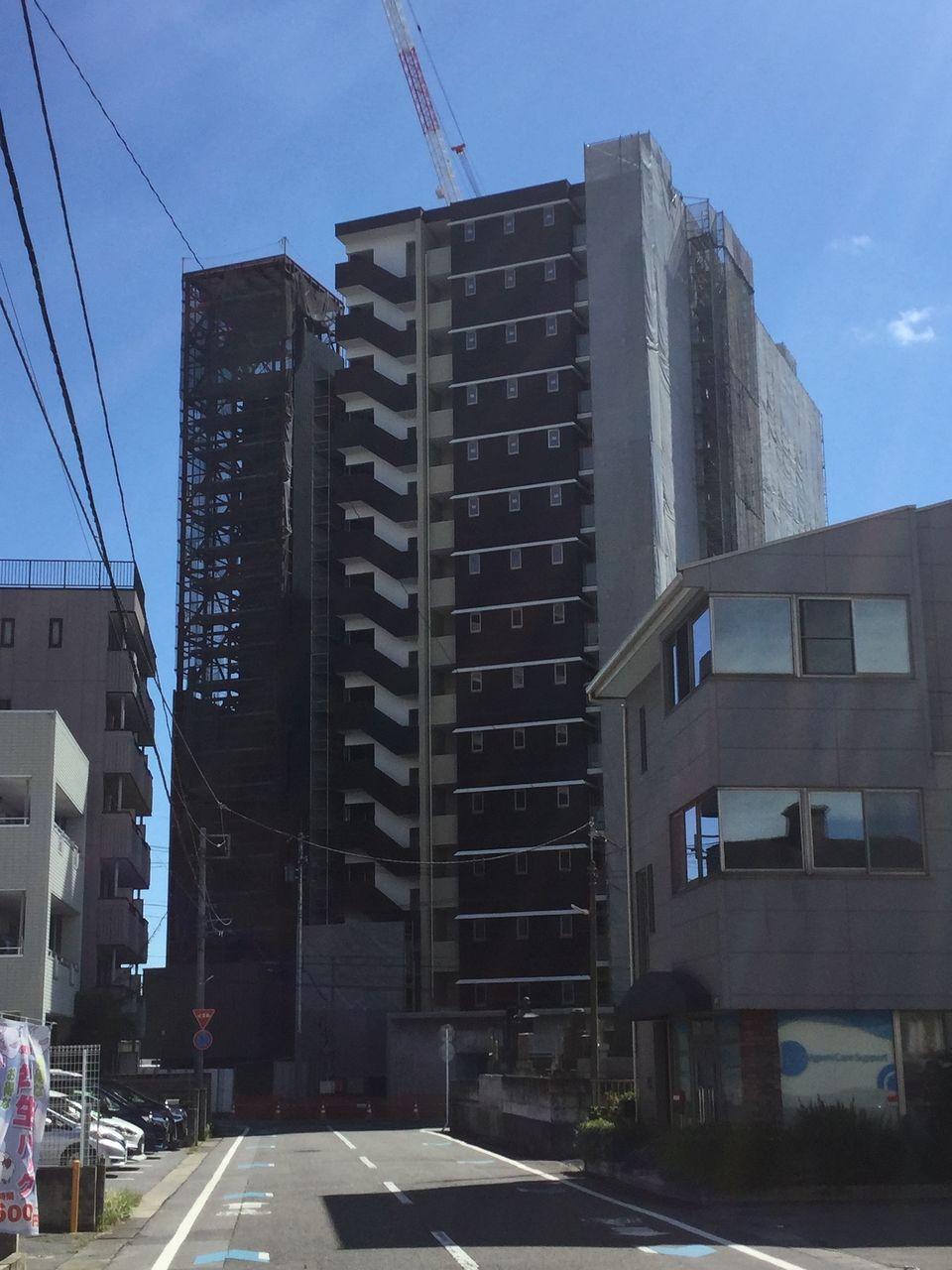 宇都宮新築マンション アルファステイツ東宿郷